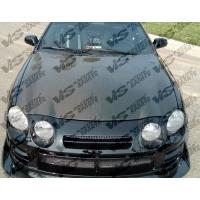 Капот для Toyota Celica ST20# 94-99 VIS OEM Style Carbon