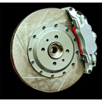 Комплект Big Brake Kit 17`` 4 piston для Toyota Celica T20# 94-99 PROMA
