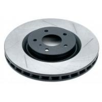 Комплект передних тормозных дисков для Toyota Celica T23# 00-05 Rotora с насечками