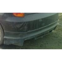 Накладка заднего бампера для Toyota Celica Т23# 00-05 VARIS Style