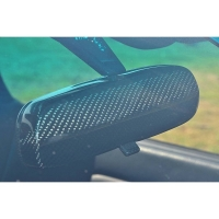 Карбоновыя крышка салонного зеркала для Toyota Celica T20# 94-99 /  MR2 W20 89-98