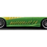 Пороги для Toyota Celica Т23# 00-05  Vizage Style