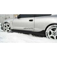 Пороги для Toyota Celica T20# 94-99 VeilSide CI Style