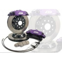 Комплект Big Brake Kit для Toyota Celica T23# 00-05 D2 Racing