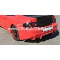 Накладка на задний бампер для Toyota Celica T20# 94-99 VeilSide FF Style