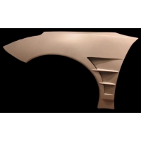 Комплект передних крыльев с воздуховодами для Toyota Celica Т23# 00-05 CT Style