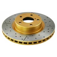 Комплект передних тормозных дисков для Toyota Celica T185 89-93 DBA GOLD