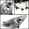 Фары DLR «ангельские глазки» Crome для Toyota Celica T23# 00-05