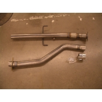 Средняя часть выпускной системы для Toyota Celica T23# 00-05 GTS Weapon*R