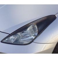 Накладки на фары для Toyota Celica T23# 00-02 TRD Style CARBON