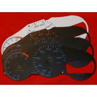 Накладка на щиток приборов для Toyota Celica T23# 00-05 Custom designs
