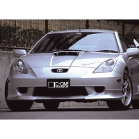 Накладка переднего бампера для Toyota Celica Т23# 00-03 C-ONE Style