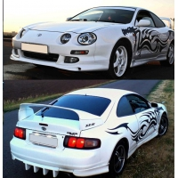 Комплект обвеса для Toyota Celica T20# 96-99 SE Style