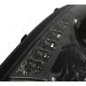 Фары Original SMOKE DLR style для Toyota Celica T23# 00-05