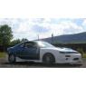Пороги для Toyota Celica Т18# 89-93 EC STYLE