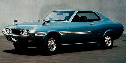 Toyota Celica Coupe (1981—1985) A60